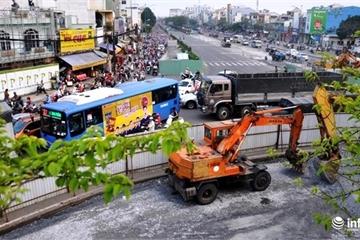 TP.HCM ngừng đào đường trong 16 ngày để người dân đón Tết