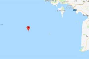 2 ngư dân đang mất tích trên vùng biển Tây Nam