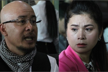Tòa đính chính án phí vụ ly hôn ông bà chủ Trung Nguyên, giảm 10 lần
