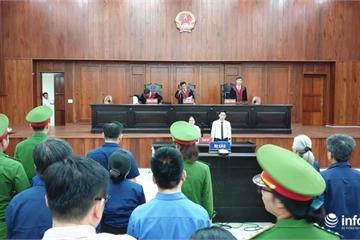 """Tòa tuyên án vụ DAB: Vũ """"nhôm"""" y án 17 năm tù giam, Trần Phương Bình 30 năm tù"""