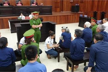 """Y án tù đối với Vũ """"Nhôm"""", tiếp tục điều tra liên quan đến 13 triệu USD của DAB"""