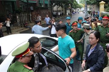 Nguyễn Hữu Linh kháng cáo ngay sau phiên tòa tuyên án