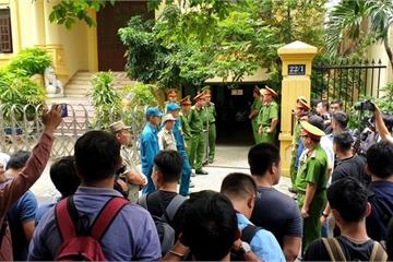 Phiên tòa xét xử Nguyễn Hữu Linh được bảo vệ nghiêm ngặt thế nào?