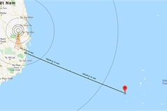 Tàu cá hỏng máy phải thả trôi trên biển, không có tàu lân cận hỗ trợ