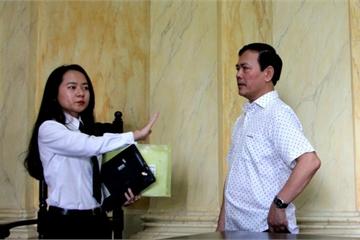 Hình ảnh Nguyễn Hữu Linh sau khi tòa tuyên án