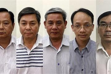 Di lý cựu Phó chủ tịch TP.HCM Nguyễn Hữu Tín và đồng phạm vào Nam để chuẩn bị xét xử