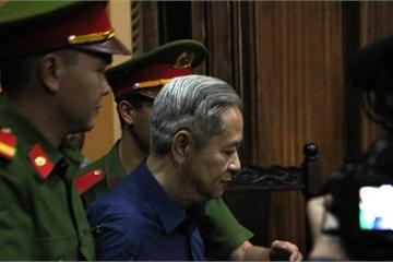 Cựu Phó chủ tịch UBND TP.HCM Nguyễn Hữu Tín bị đề nghị đến 8 năm tù
