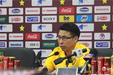 Malaysia chỉ muốn kết quả tốt ra về, còn ông Park Hang Seo muốn thắng trận