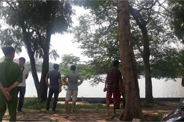 Hà Nội: Phát hiện thi thể người đàn ông nổi trên mặt hồ Linh Đàm