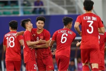 Đức Chinh bùng nổ góp phần trong chiến thắng 6-0 của ĐT Việt Nam vs ĐT Brunei