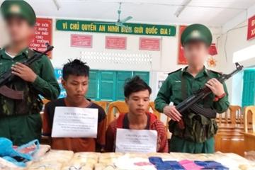 Quảng Bình: Mang 100.000 viên ma túy thâm nhập vào Việt Nam
