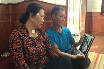 Người nhà nạn nhân người Việt vụ tàu cá cháy đã bay sang Hàn Quốc