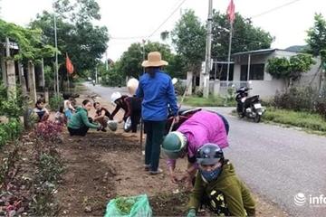 Hương Hóa - xã miền núi tây bắc Quảng Bình nâng cao đời sống người dân
