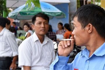 Thái Nguyên sau 5 năm chưa phạt ai hút thuốc sai quy định