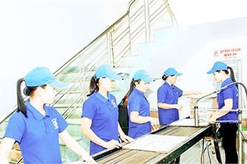 Liên đoàn lao động tỉnh Khánh Hòa xây dựng nơi làm việc không thuốc lá