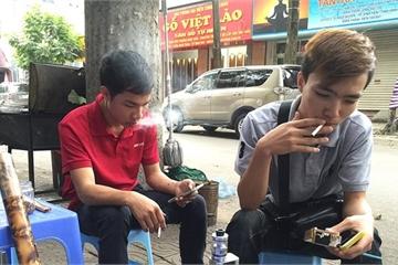 90% công nhân viên chức được tuyên truyền về tác hại thuốc lá
