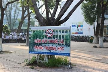 Đại học Tân Trào dành giải nhất hội thi tìm hiểu về tác hại thuốc lá