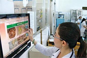 Đẩy mạnh ứng dụng công nghệ thông tin trong quản lý KCB và thanh toán BHYT
