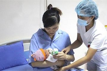 Từ tháng 7/2019, tăng tiền trợ cấp thai sản