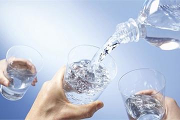 Uống nước như thế nào cho đúng không phải ai cũng biết