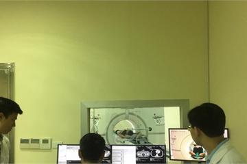 BV Việt Đức đầu tư trang thiết bị chẩn đoán hình ảnh hiện đại nhất