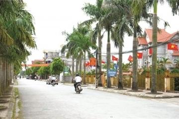 Năm 2020, thành phố Thái Bình sẽ hoàn thành nhiệm vụ xây dựng nông thôn mới
