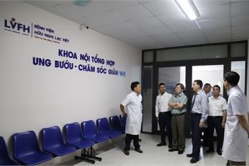 Bệnh nhân ung thư không phải 'rồng rắn' lên Hà Nội chữa bệnh