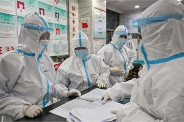 Đánh giá đỉnh dịch nCoV 7-10 ngày tới là đỉnh dịch Trung Quốc