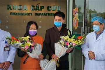 Cơ sở y tế huyện chữa khỏi được Covid – 19