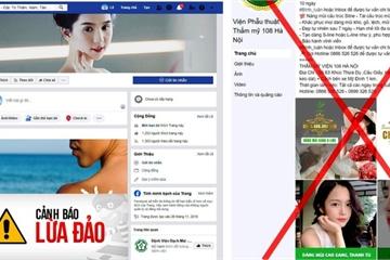 Bác sĩ, bệnh viện khốn khổ vì bị giả mạo bán hàng online
