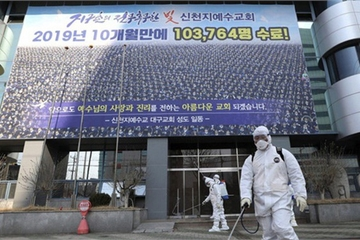 Lần đầu tiên số ca lây nhiễm Covid - 19 mới trên thế giới vượt Trung Quốc