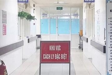 Việt Nam ghi nhận 118 ca mắc Covid-19, 2 ca từ Campuchia về