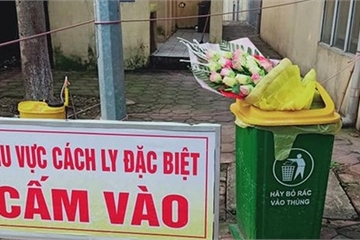 Bộ Y tế không có quy định về tặng hoa người bệnh