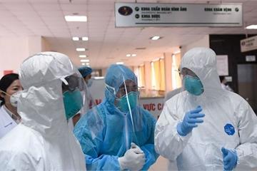 Thêm 7 ca mới mắc Covid-19, có 1 bác sĩ trẻ của BV Bệnh Nhiệt đới Trung ương