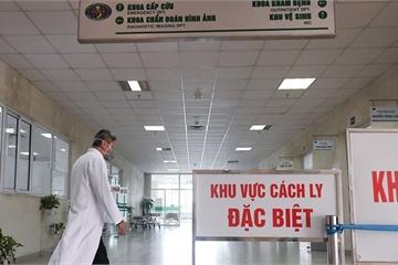 Bộ Y tế thông báo khẩn về địa điểm ăn uống có khách mắc Covid-19