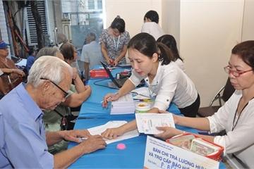 Trả lương hưu, trợ cấp BHXH qua hệ thống bưu điện để phòng dịch