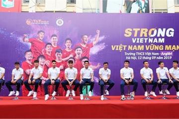"""Quang Hải tại Strong Vietnam: """"Nếu không có ý chí sẽ không vượt qua chính mình"""""""