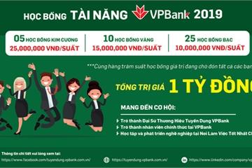 Bí kíp săn học bổng của các ngân hàng lớn