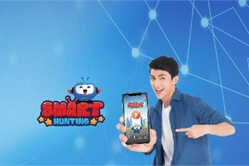 Game siêu hot BIDV Smart Hunting vượt 6,5 triệu lượt chơi, 'nổ' 2 giải 100 triệu
