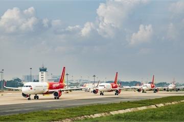 Vietjet khai thác bình thường các đường bay đến và đi từ Hồng Kông, Đài Loan