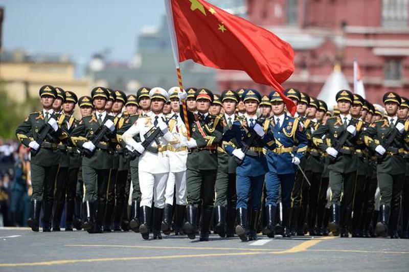 Những hình ảnh ấn tượng nhất tại Lễ duyệt binh Nga 9/5/2015 - ảnh 6