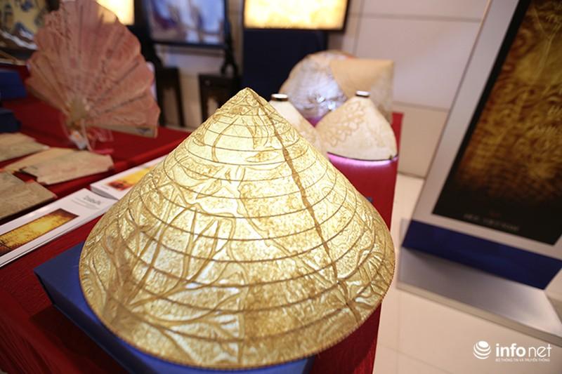 Sản phẩm trúc chỉ Việt Nam thu hút sự chú ý của đại biểu dự APEC - ảnh 7