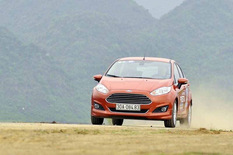 Cuộc đối đầu giữa Toyota Yaris, Hyundai Accent và Ford Fiesta Xe Hatchback - ảnh 1