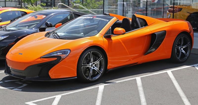 Siêu xe McLaren 650S đầu tiên ở Việt Nam sẽ thuộc về đại gia nào? - ảnh 2