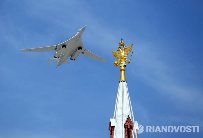 Xem Nga khoe dàn vũ khí khủng trong lễ kỷ niệm Ngày Chiến thắng 9/5 - ảnh 21