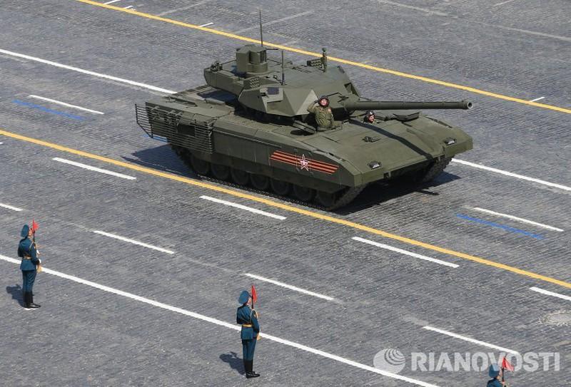 Xem Nga khoe dàn vũ khí khủng trong lễ kỷ niệm Ngày Chiến thắng 9/5 - ảnh 16
