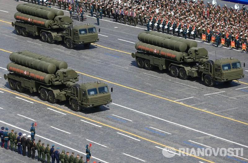 Xem Nga khoe dàn vũ khí khủng trong lễ kỷ niệm Ngày Chiến thắng 9/5 - ảnh 6