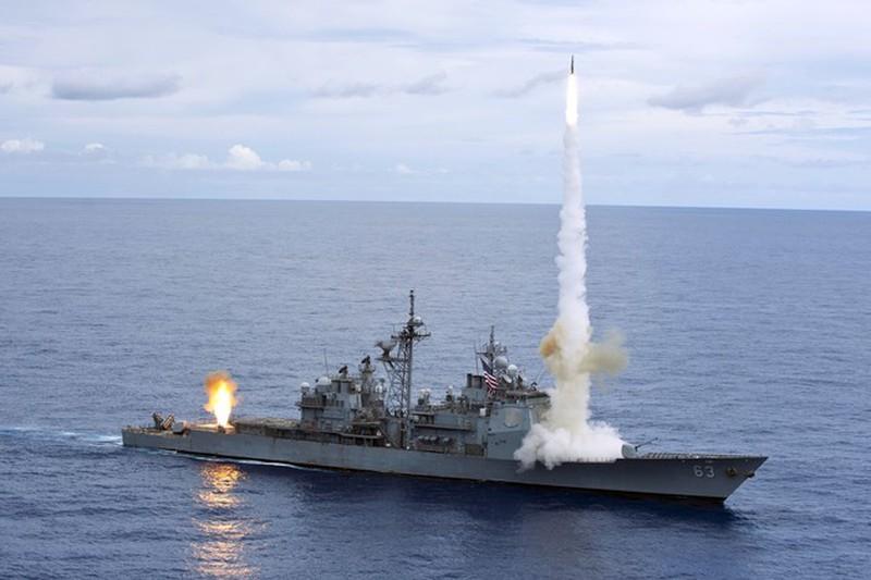 Khám phá tàu tuần dương tên lửa Mỹ lớp Ticonderoga - ảnh 8