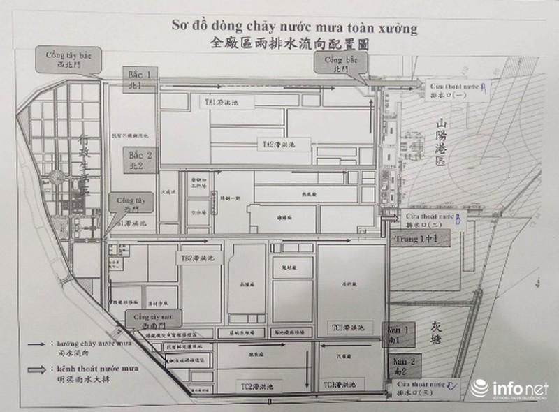 Những hình ảnh mới nhất về hệ thống xả thải của Formosa - ảnh 1