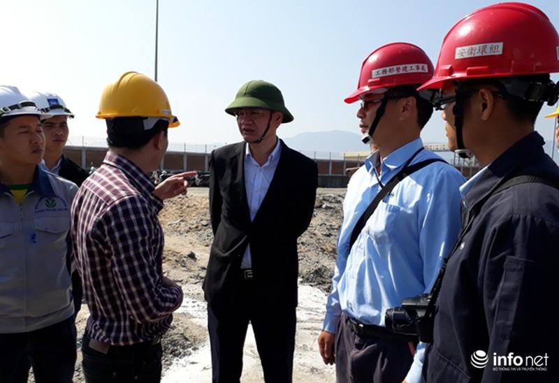 Những hình ảnh mới nhất về hệ thống xả thải của Formosa - ảnh 4